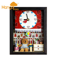 Miniature Clocks AMC-68-Bear-15