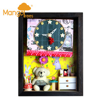 Miniature Clocks AMC-68-Bear-2