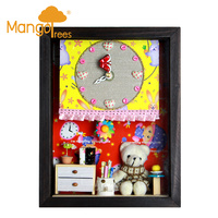 Miniature Clocks AMC-68-Bear-7
