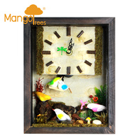 Miniature Clocks AMC-68-Bird-8