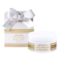 MOR Body Butter 50G Snow Gardenia