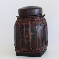 Thai Lanna Storage Box Medium