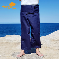 Thai Fisherman Pants YOGA DarkBlue