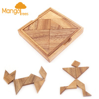 Tangram 7 Pcs Deluxe Edition GP122B