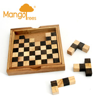 Pentominoes Chess Puzzle GP127B