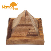 Pyramid Puzzle 5 Pcs with base GP304