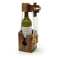 Wine Bottle Puzzle A GP333A