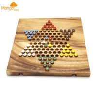 Chinese Checkers Board Game Foldable GP424C