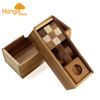 3 Puzzles Deluxe Gift Box Set #1 GP701