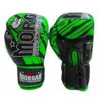 MORGAN Bkk Ready Boxing & Muay Thai Gloves (8 - 12 - 16Oz)