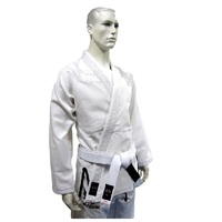DRAGON V2 450Gsm BJJ Gi - IBJJF Approved (White)