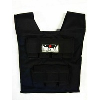MORGAN Weighted Training Vest (15Kg) For Bodyweight Exercises