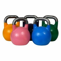 MORGAN Competition Grade Steel Kettlebells Fitness Workout (8-32Kg)