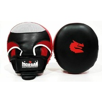 MORGAN V2 Air Dome Focus Pads MUAY THAI MMA Boxing Training (Pair)