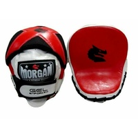 MORGAN Micro Gel Injected Speed Pads MUAY THAI MMA Boxing Training
