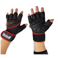 MORGAN Elite Weight Lifting & Cross Training Gloves