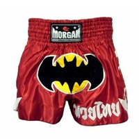 MORGAN Muay Thai Boxing MMA Pants Shorts - Batman
