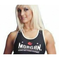 MORGAN Girls Outdoor team sports Training Singlet Crop Top