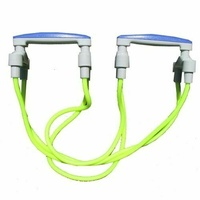 MORGAN Push Up Bar With Resistance Bands