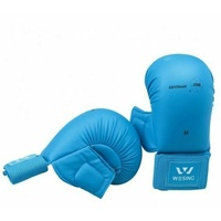 MORGAN WKF Approved Karate Mitts W/ Thumb Protection