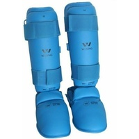 WKF Approved Shin Guard Protector & Instep