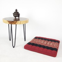 Meditation Cushion + Table Set