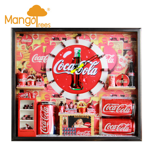 Miniature Clocks 1416-Coke-5