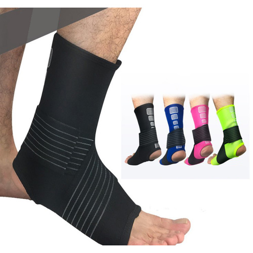 Ankle/Foot Support Elastic Brace S