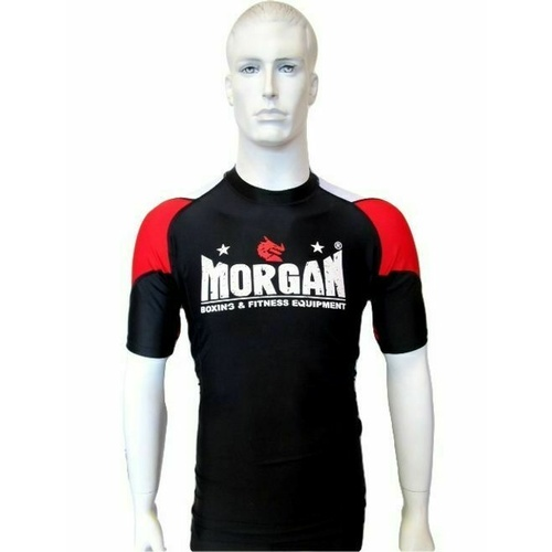 MORGAN Compression Wear - Short Sleeve[Large]