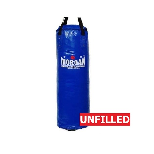 MORGAN X-Large 3Ft Stubby Punch Bag  [Unfilled Blue]