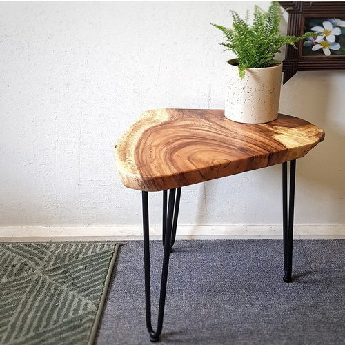 Wood Side Table / Corner Table / Lamp Table